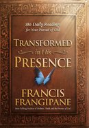 Transformed in His Presence eBook