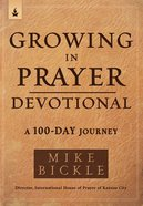Growing in Prayer Devotional