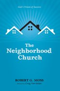 The Neighborhood Church eBook