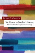 No Shame in Wesley's Gospel eBook