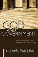 God and Government eBook