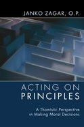 Acting on Principles eBook