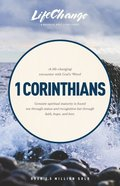 1 Corinthians (Lifechange Study Series) eBook