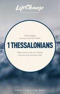 1 Thessalonians (Lifechange Study Series) eBook
