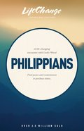 Philippians (Lifechange Study Series) eBook