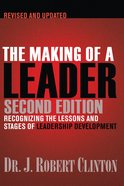 The Making of a Leader eBook