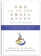 God is in the Small Stuff 20Th Anniversary Edition eBook