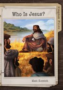 Who is Jesus? (Kingdom Files Series) eBook