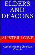 Elders and Deacons eBook
