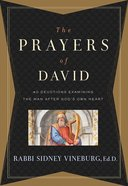 The Prayers of David eBook