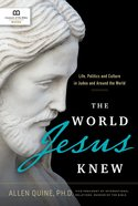 The World Jesus Knew eBook