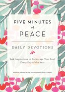 Five Minutes of Peace eBook