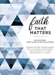 Faith That Matters