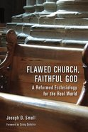 Flawed Church, Faithful God: A Reformed Ecclesiology For the Real World Paperback