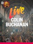T COLIN BUCHANAN TOUR PERTH SAT 6TH OCT 2018 12:30PM GENERAL ADMISSION
