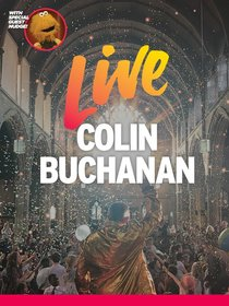 T COLIN BUCHANAN TOUR CANBERRA WED 5TH SEPT 2018 4:30PM GENERAL ADMISSION