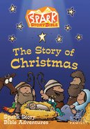 Story of Christmas, the 40 Min, Ages 3-10 (Spark Story Bible Adventures) DVD