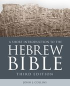 A Short Introduction to the Hebrew Bible (3rd Edition) Paperback