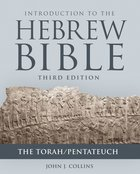 Introduction to the Hebrew Bible: The Torah/Pentateuch (Third Edition) Paperback