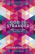 God is Stranger: What Happens When God Turns Up? Pb (Smaller)