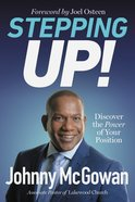 Serving Up: Discover the Power of Your Position Hardback