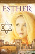 Esther (Rose Guide Series) Booklet