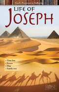 God's Purposes in Suffering: Life of Joseph (Rose Guide Series)