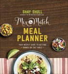 Mix-And-Match Meal Planner Hardback