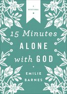 15 Minutes Alone With God (Deluxe Edition) Fabric