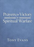 Prayers For Victory in Spiritual Warfare Imitation Leather