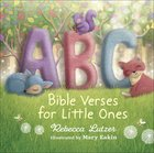 ABC Bible Verses For Little Ones Hardback