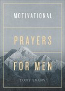Motivational Prayers For Men Paperback