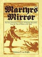 Martyrs Mirror Hardback