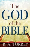 God of the Bible Paperback