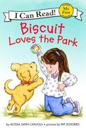 Biscuit Loves the Park (My First I Can Read! Series) Paperback