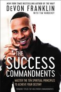 The Hollywood Commandments: A Spiritual Guide to Secular Success Paperback