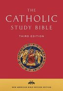 Nab Catholic Study Bible 3rd Edition Paperback