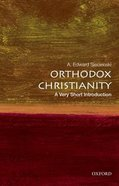 Orthodox Christianity: A Very Short Introduction Paperback