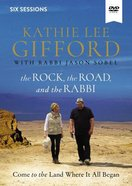 Rock, the Road, and the Rabbi, the: My Journey Into the Heart of the Christian Faith and the Land Where It All Began (Dvd Study) DVD