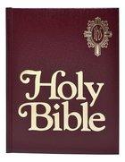 Nab Catholic Family Bible, the Burgundy