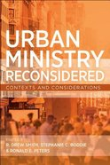 Urban Ministry Reconsidered eBook