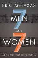 Seven Men and Seven Women eBook