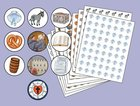 Reformation Walk - Sticker Sheets