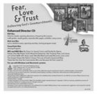 Fear, Love & Trust: Following God's Commandments