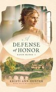 Defense of Honor (#01 in Haven Manor Series) Hardback
