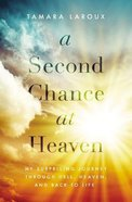 A Second Chance At Heaven: My Surprising Journey Through Hell, Heaven, and Back to Life Paperback