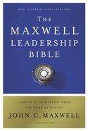 NIV Maxwell Leadership Bible 3rd Edition