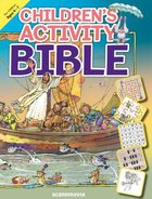 Children's Activity Bible: For Children Ages 4-7 Paperback
