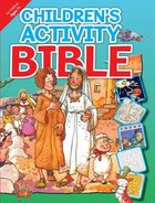 Children's Activity Bible: For Children Ages 7 and Up Paperback
