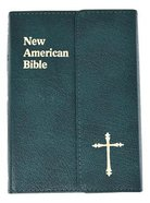 Nab Saint Joseph Bible Personal Size Green Magnet